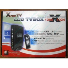 Внешний TV tuner KWorld V-Stream Xpert TV LCD TV BOX VS-TV1531R (без БП!) - Самара