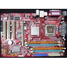 Материнская плата MSI MS-7140 915P Combo2 VER 2.0 s.775 (Самара)