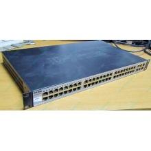 Управляемый коммутатор D-link DES-1210-52 48 port 10/100Mbit + 4 port 1Gbit + 2 port SFP металлический корпус (Самара)