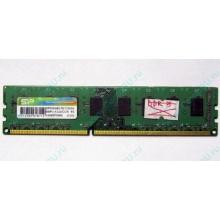 НЕРАБОЧАЯ память 4Gb DDR3 SP (Silicon Power) SP004BLTU133V02 1333MHz pc3-10600 (Самара)