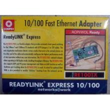 Сетевой адаптер Compex RE100TX/WOL PCI (Самара)