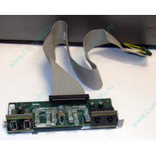 Панель передних разъемов (audio в Самаре, USB) и светодиодов для Dell Optiplex 745/755 Tower (Самара)