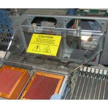 Прозрачная пластиковая крышка HP 337267-001 для подачи воздуха к CPU в ML370 G4 (Самара)