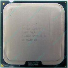 Процессор Б/У Intel Core 2 Duo E8200 (2x2.67GHz /6Mb /1333MHz) SLAPP socket 775 (Самара)