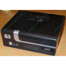 Б/У неттоп Depo Neos 230USF (Intel Celeron J1800 (2x2.41GHz) /2Gb DDR3 /500Gb /BT /WiFi /miniITX /Windows 7 Pro) - Самара