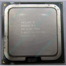 Процессор Intel Celeron D 346 (3.06GHz /256kb /533MHz) SL9BR s.775 (Самара)