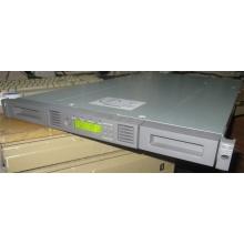 HP AH562A StorageWorks 1/8 Ultrium 920 G2 SAS Tape Autoloader LVLDC-0501 LTO-3 (Самара)