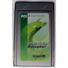 Smart Media PCMCIA адаптер PQI (Самара)